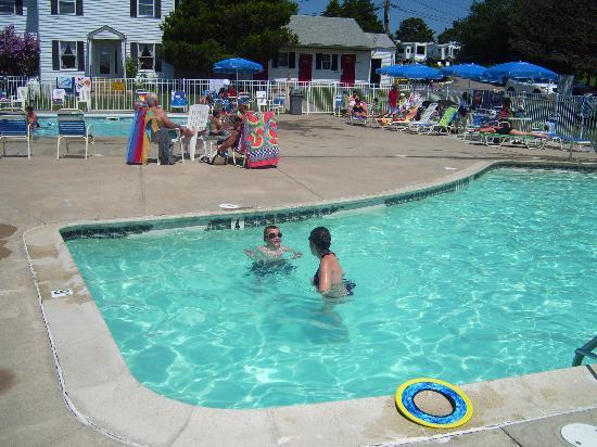 Mystic KOA: pool