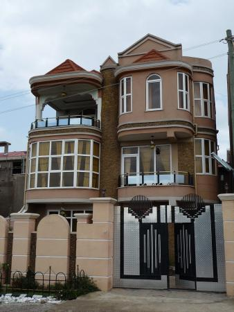 Ethio Comfort Guest House : Haus