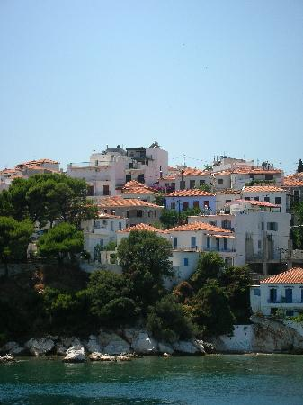Marialena Village Apartments: Skiathos Town