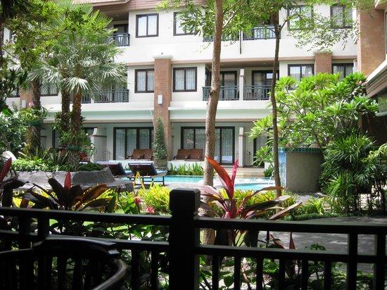 P. P. Palm Tree Resort: Reception