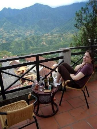 Cat Cat Hotel : VIEW IN SAPA