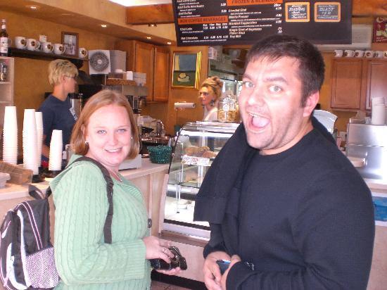 Joe Coffee & Cafe: I'll take your order!!!