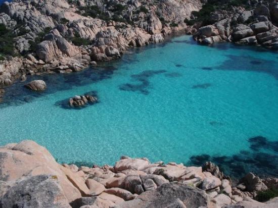 La Maddalena, Italy: isola di caprera