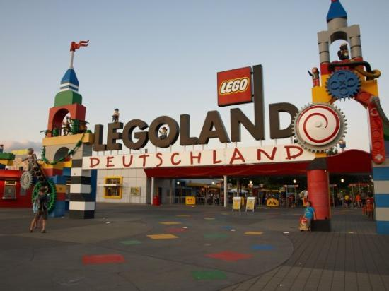 Günzburg, Tyskland: Legoland 2009