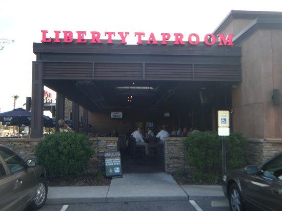 Liberty Tap Room Grill Myrtle Beach Restaurant Reviews Phone Number Photos Tripadvisor