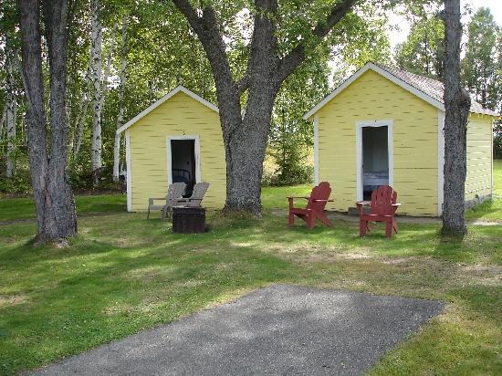 Katahdin Cabins: The Cabins