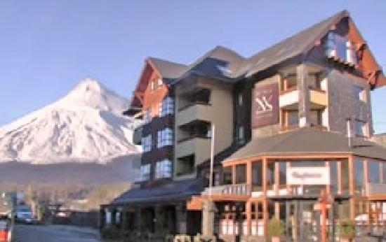 Del Volcan Apart Hotel Updated 2018 Prices Reviews Pucon Chile Tripadvisor