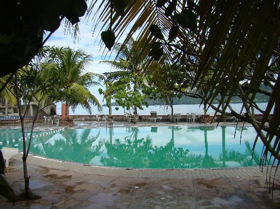 Baguala Bay Resort: Wonderful pool