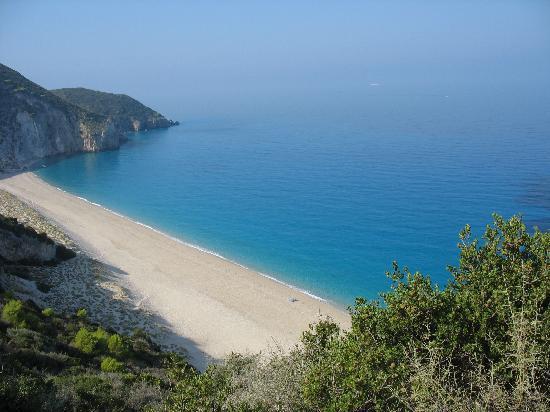 Nikiana, Yunani: Milos Beach