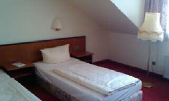 HEP Hotel Berlin: Zimmer