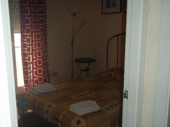 Las Ramblas Apartments III: another bedroom