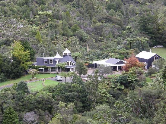 Wairua Lodge - Rainforest River Retreat : Magnificent Wairua Lodge