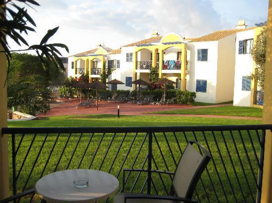 Aparthotel Paradise Club & Spa: vista desde la terraza