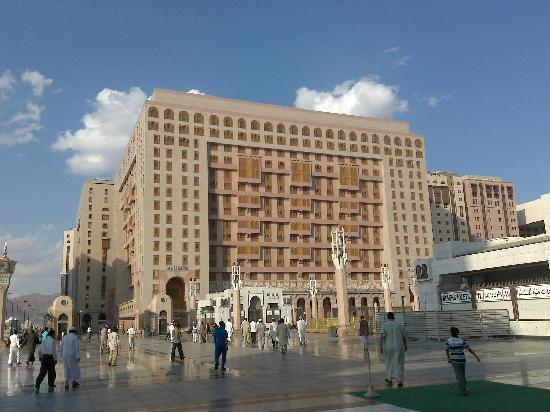 Dar Al Taqwa Hotel - Madinah: Exterior
