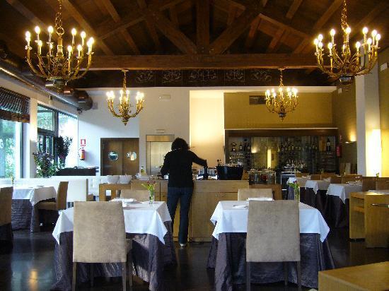 Hotel Villa Paulita: Comedor/Restaurante