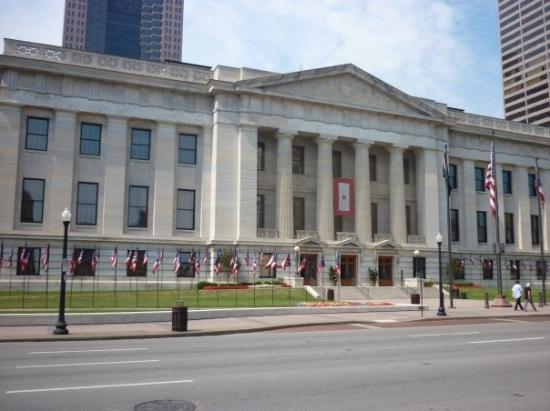State capital building picture of columbus ohio for Columbus capitale