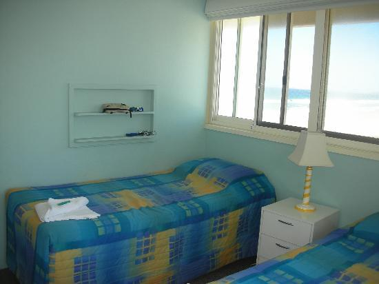 Beachfront Viscount : ベッドルーム