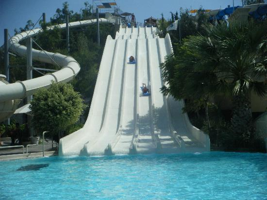 WaterPark: The Multi-slide - good fun