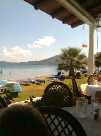 Miramare Beach & Spa Corfu: restaurent