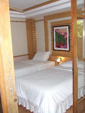 แบนส์ ไดวิ่ง รีสอร์ท: deluxe garden view room