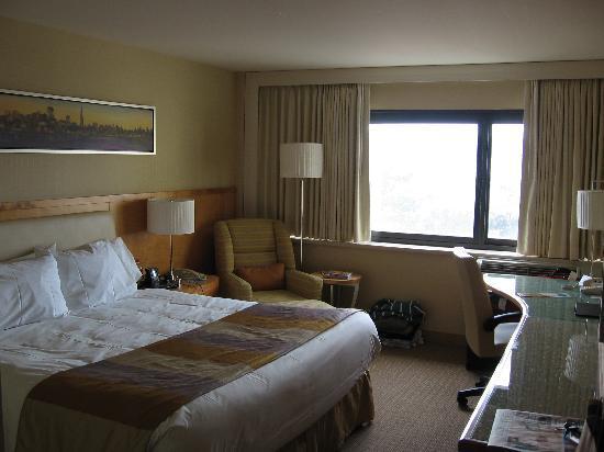 Hilton San Francisco Airport Bayfront : Room 2