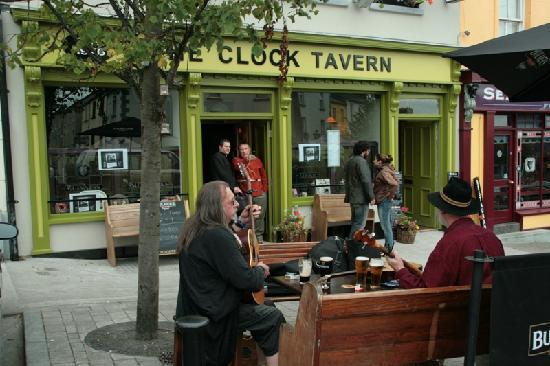 Westport, Irland: Great live music