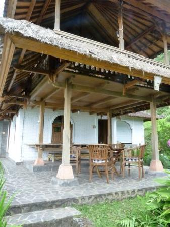 Puri Lumbung Cottages: Notre deluxe family cottage au Puri Lumbung