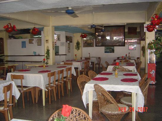 Hotel Los Reyes: De Los Reyes Dining Area