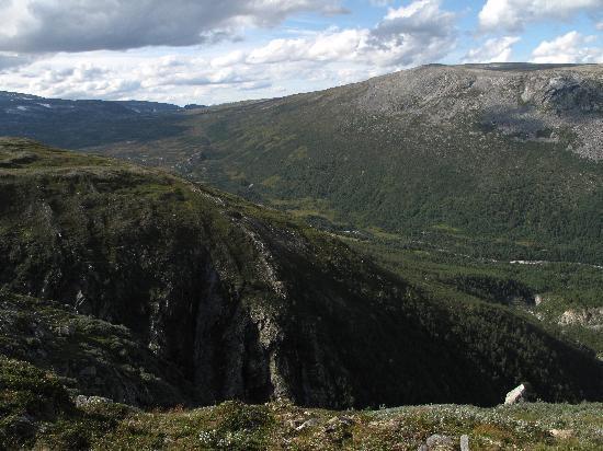 Oppdal Municipality, Noruega: bis zu 2400m hohe berge