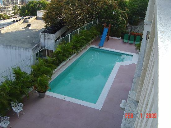 Etel Suites: One of 3 pools!