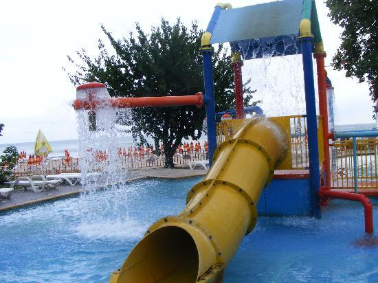 Hotel Kaliakra: children's pool