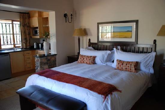 Idwala Boutique Hotel Johannesburg: Protea cottage