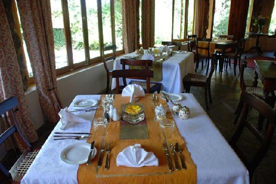 Idwala Boutique Hotel Johannesburg: Restaurant