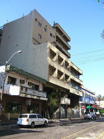 Hotel Uchiyamada: 正面