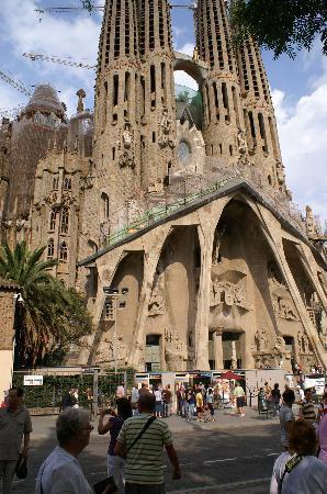 Hotel Florida Park: Barcelona-Gaudi