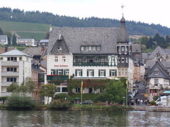 Hotel Bellevue Traben Trarbach