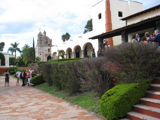 Juriquilla, Mexico: Nice old Hacienda setting
