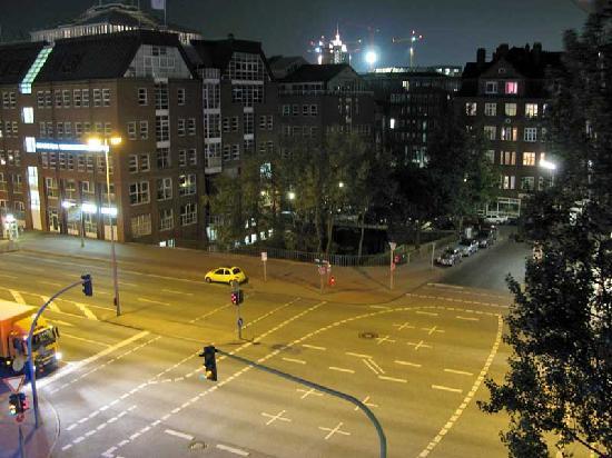 Michaelis Hof Hotel: Michaelishof Ausicht vom Zimmer