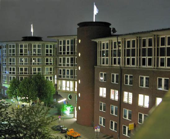 Michaelis Hof Hotel: Michaelishof Aussicht vom Balkon
