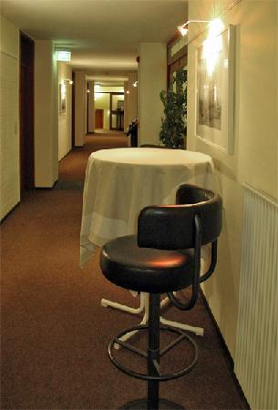 Michaelis Hof Hotel: Michaelishof Flur