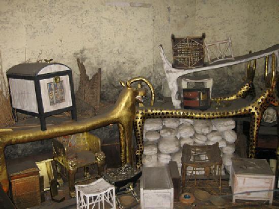 Tutankhamun Exhibition: They look authentic