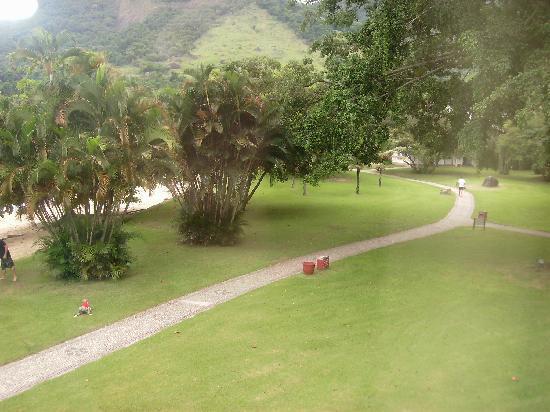 Club Med Rio Das Pedras: Vista de dentro do quarto
