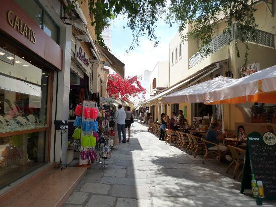 Kos Old Town Picture of Elia Kos Town TripAdvisor