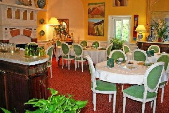 Hotel Le Vendome Villa Claudia: La salle à manger