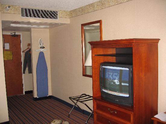 Holiday Inn Express Sacramento Convention Center: Typical HI Express room I guess?