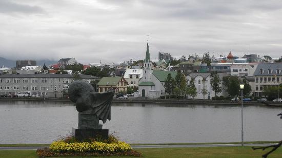 เรคยาวิก, ไอซ์แลนด์: On the way to Centrum - Reykjavik