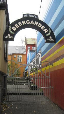 เรคยาวิก, ไอซ์แลนด์: Beer Garden, Reykjavik