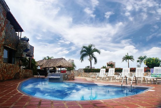Hotel Castillo El Milagro: mas finooo