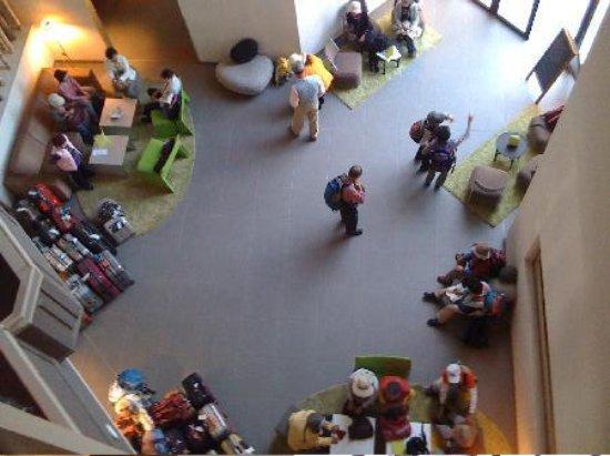 Le Refuge des Aiglons: lobby