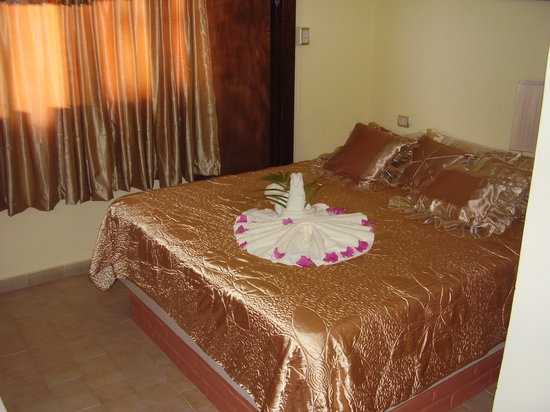 Hotel Castillo El Milagro: habitación